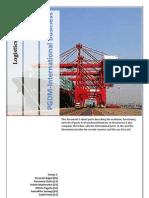 Logistics and ports
