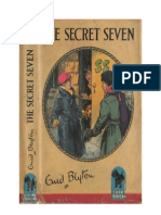 Enid Blyton Secret Seven