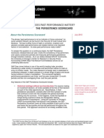 Www.spindices.com Documents Research Persistence Scorecard July 2013