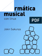 Informatica Musical Con LINUX