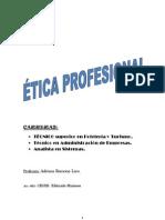 ÉTICA PROFESIONAL APUNTES DE CLASE 2013.-.docx