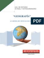 Guia de Geografia