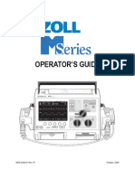 Zoll M-Series - User Manual