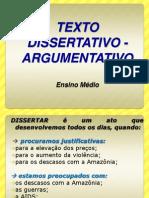 Auladeredacao Textodissert Argumentativo 120328173956 Phpapp02