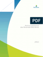 Politica Ambiental Das Empresas Eletrobras