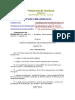 Lei Nº 9433 (1997) ANA