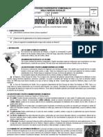 GUÍA No. 11 ORG. POL. ECO. Y SOCIAL COLONIA 2013