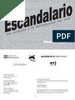 ESCANDALARIO Mónica Mayer