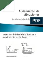 Aislamiento de Vibraciones Estructurales