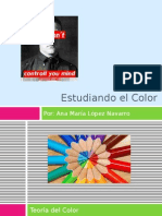 Estudiando El Color