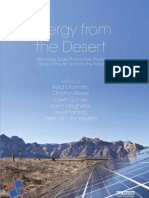 Energy From the Desert Summary