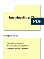 2.- Introduccion a C#