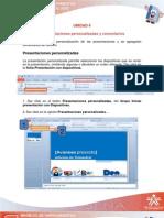 Unidad 4-Lección 3 PowerPoint
