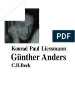 Liessmann, K. Paul - Günter Anders