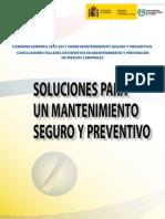 Soluciones Para Un Mantenimiento Seguro y Preventivo