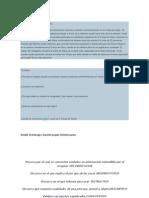 Control Lenguaje y Comunicación Sexto año 2013