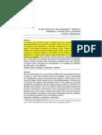 """""""A vala comum da 'raça emancipação  abolição e racialização no Brasil"""