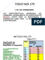 11.-Dosif Metodo Nch 170