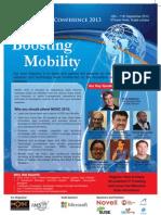 MOSC 2013 Brochure
