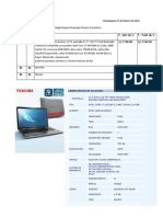 Proforma Laptop