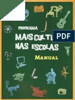 Manual Mais Cultura