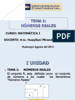 TEMA1 Números Reales.ppt