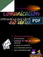 _Comunicación no verbal ppt
