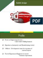Sakthi Design Profile