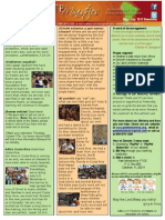 Pate Ministries May - July 2013 Newsletter