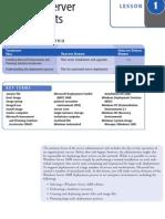 MOAC Windows Server 2008 Administrator 70-646