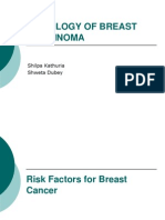 Etiology of Breast Carcinoma