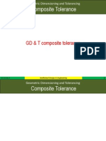 Composite Tolerance Gdt