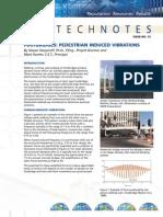 Technical Note - Ped Bridges