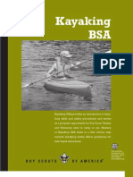 BSA Kayaking
