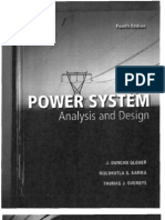 2008 - 4th Ed. - Duncan - Power Systems Analysis and Design[1]