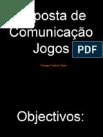 optimus_jogos - proposta orange creative team