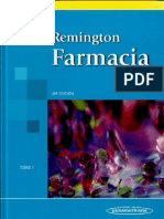 Remington Farmacia 20Ed. Tomo 1