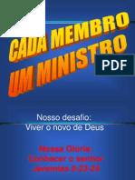 Aula 04 Gerar - Treinados nos cinco ministérios