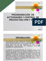 4 Programacion de Actividades
