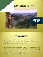 COSMOVISIÓN MAYA (M. del Carmen)