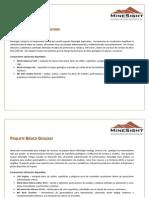 MineSight Descripcion Configuraciones Licencias Package