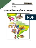 Geografia America Ejercicios