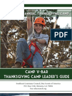 2013 Thanksgiving Camp Leader's Guide