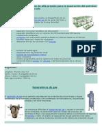 Separadores tetrafásicos de alta presión para la separación del petróleo crudo