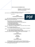 Decreto 15416-06 Atualizado Ate Jun 2009
