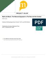 Myth and Music
