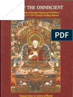 Yonten Dargye - Play of the Omniscient_Life and Works of Jamgon Ngawang Gyaltshen