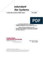 Dual Redundant Controller Systems - White Paper