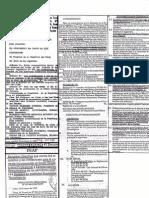 Ley del Profesional Técnico, egresados de los Institutos Superiores Tecnológicos Nro. 25333 y Los Requisitos-Para cambio al Grupo Ocupacional Profesional.