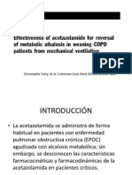 presentacion acetazolamida